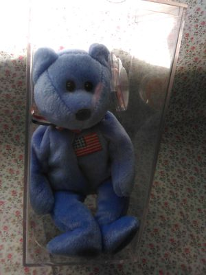 Ty Beanie Baby America bear 2001 for Sale in Buena Park, CA