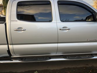 2005 to 2021 Toyota Tacoma Running Boards for Sale in San Diego,  CA