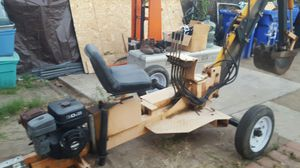 Towable mini backhoe for Sale in San Diego, CA