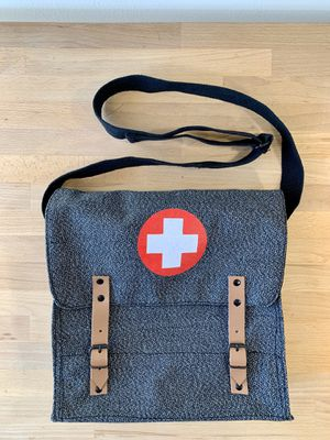 German Medic Bag canvas for Sale in Baltimore, MD