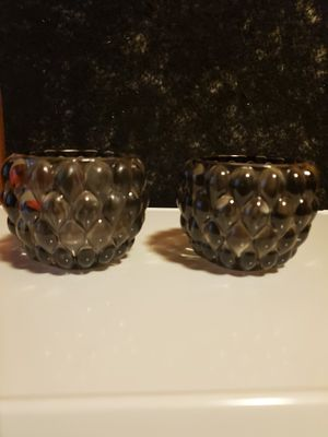 Goth Candle holder pair for Sale in Lake Arrowhead, CA