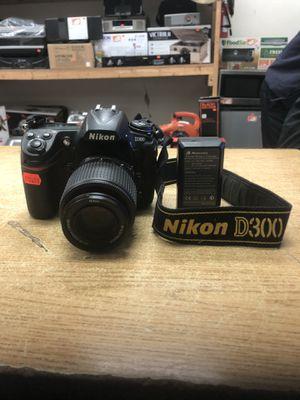Nikon D300 DX 12.3MP Digital SLR Camera ...... for Sale in Baltimore, MD