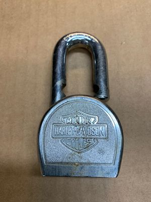 No key just Harley Davidson lock for Sale in Covington, WA