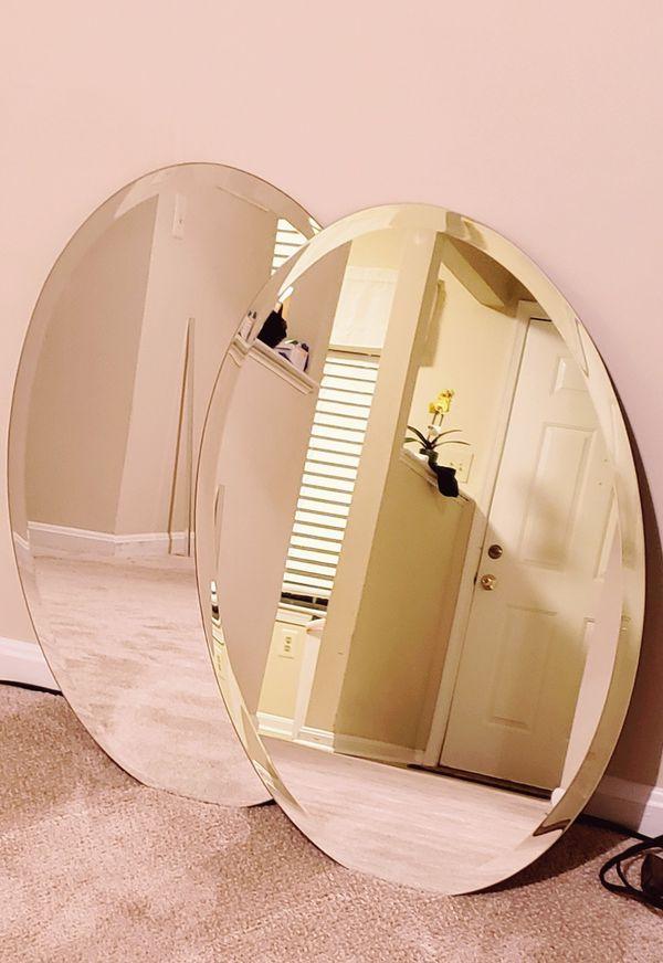 Brand New Beveled Edge Vanity/Wall Mirrors