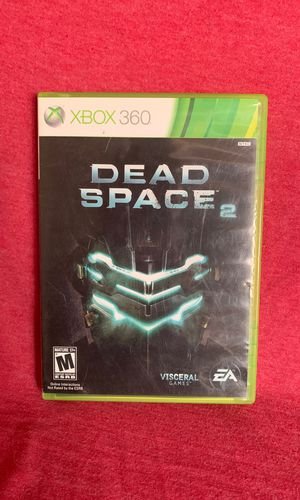 Dead space 2 Xbox 360 game for Sale in Aumsville, OR
