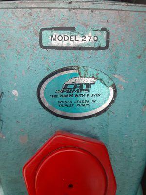 Cat pump for Sale in El Cajon, CA