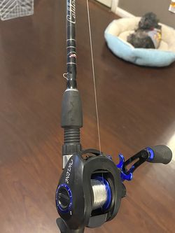Californian Rod And Sixgill Reel for Sale in Los Angeles,  CA