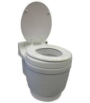 Dry flush toilet for RV/Campers for Sale in Fayetteville, AR