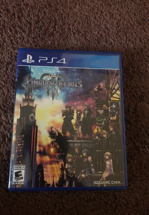 Kingdom hearts 3 for Sale in Commerce, CA