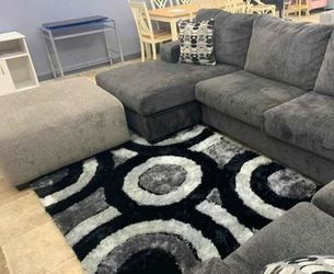 🗨️Instock ♦️Ballinasloe Smoke LAF ⚡RAF Sectional 💥New Brand ▶️ for Sale in Silver Spring,  MD