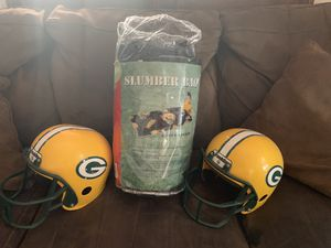 Greenbay sleeping bag for Sale in Fontana, CA