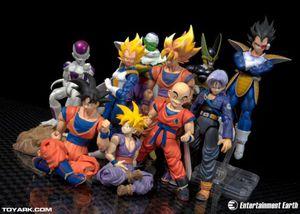 Dragon Ball z figuarts trades for Sale in Houston, TX