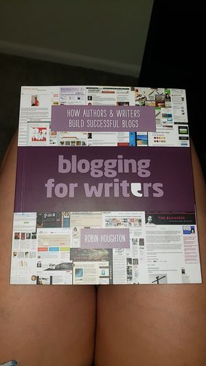 Blogging for Writers Book for Sale in Glendale, AZ
