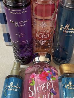 NEW BATH & BODY WORKS FRAGRANCE SPRAY / LOTION for Sale in Tacoma,  WA