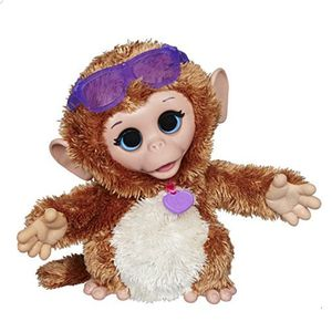 FurReal Friends Baby Cuddles My Giggly Monkey Pet Plush for Sale in Vancouver, WA