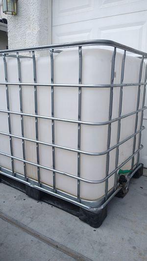 500 gallon car Wash tank. 150$$$ for Sale in Las Vegas, NV