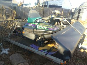 Arctic Cat 2-up snowmobile for Sale in West Haven, CT