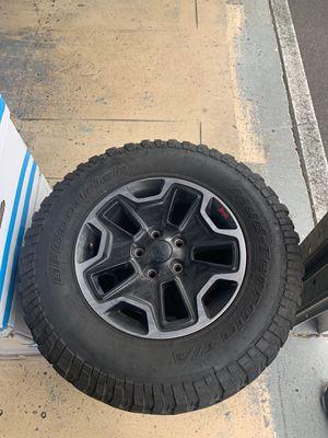 Jeep wheels $300 for Sale in Lutz, FL