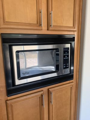 Whirlpool GoldSeries built in microwave oven for sale for Sale in Corona, CA