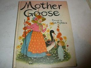 Vintage Mother Goose book for Sale in Rancho Cucamonga, CA