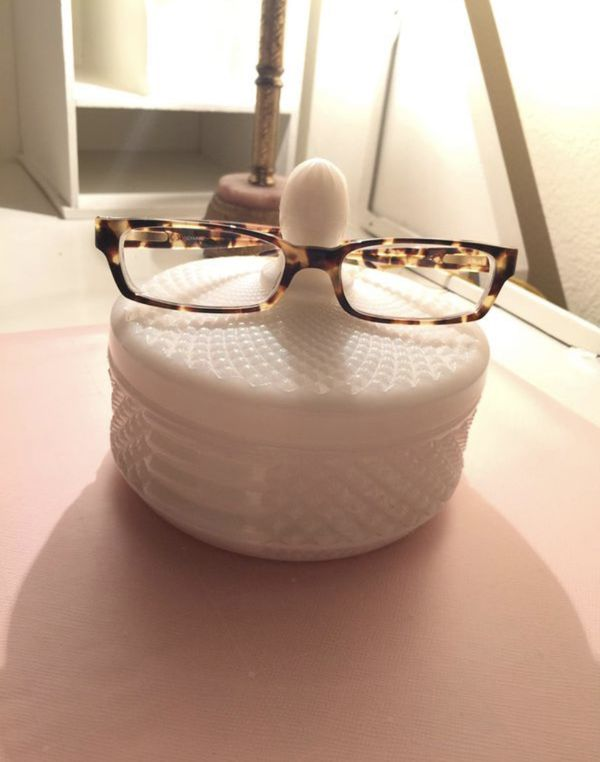 Tortoiseshell Framed Eye Glasses