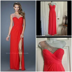 ABSOLUTELY GORGEOUS!!! La Femme Crystal Embellished One Shoulder Floor-Length Gown siz 0 for Sale in Phoenix, AZ