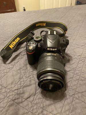 Nikon D3200 digital camera for Sale in Benton, LA