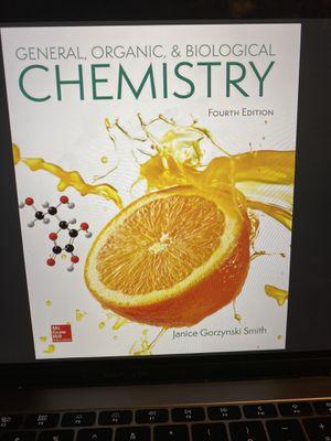 E book - chemistry for Sale in San Bernardino, CA
