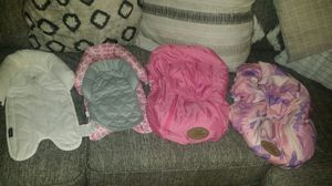 Baby Car Seat Cozy Covers and Inserts for Sale in Columbus, GA