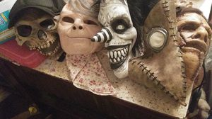 New Halloween masks for Sale in Colorado Springs, CO