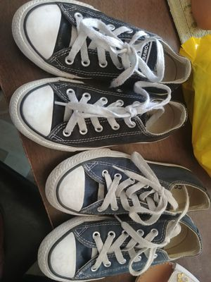 2 pair converse for Sale in Los Angeles, CA