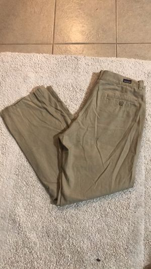 Patagonia Khaki Chino Pants for Sale in Oakland, CA