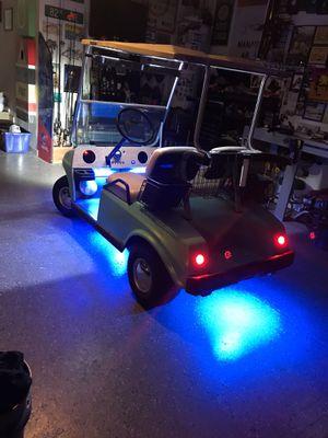 Club car DS custom golf cart for Sale in St. Petersburg, FL
