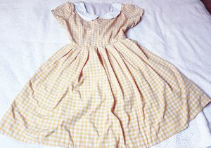 Yellow Gingham Dress 👗 for Sale in Henderson, NV