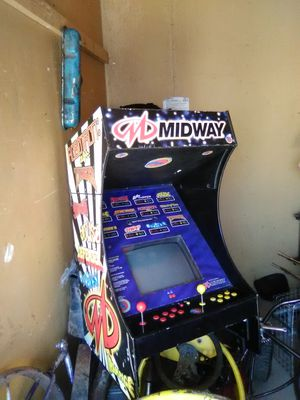 Midway arcade game for Sale in Fresno, CA