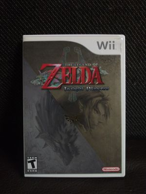 Zelda twighlight princess for Sale in Addison, IL