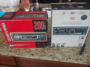 Dual stereo receivers for Sale in Waddell, AZ