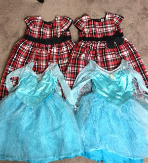 Girls dresses (Size 4) for Sale in San Ramon, CA