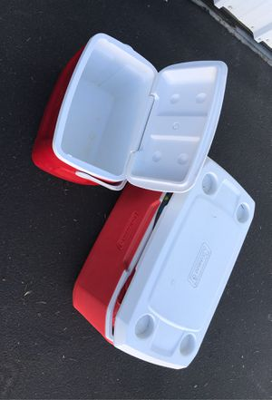 Two matching ice chests for Sale in Fresno, CA