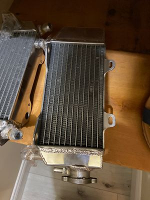 Dirt bike Honda motorcycle radiator for Sale in Mableton, GA