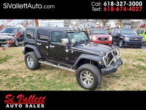 2008 Jeep Wrangler for Sale in Nashville, IL