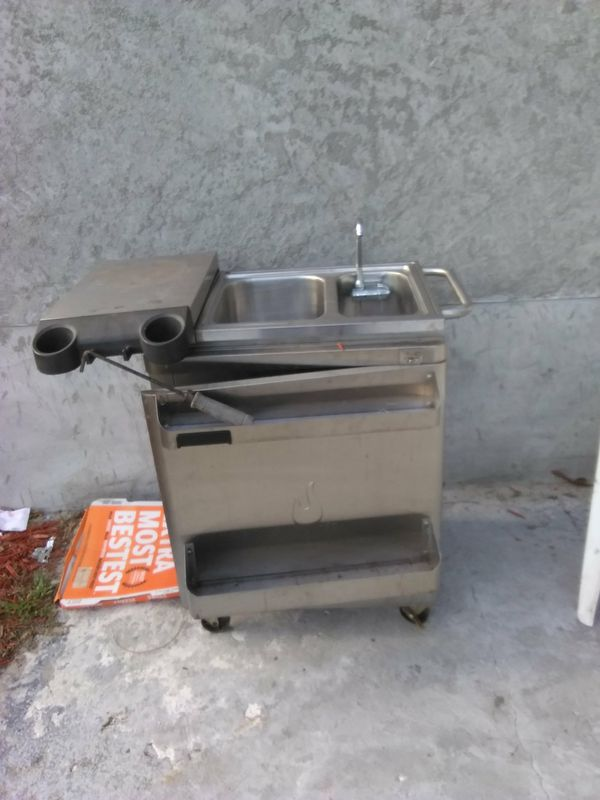 Char Broil Commercial Stainless Steel Outdoor Portable