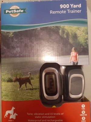 Petsafe 900 yard remote trainer for Sale in Toledo, OH