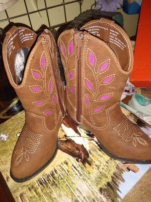 *Brand new* Girls Cowboy Boots size 6 for Sale in Adamsville, AL