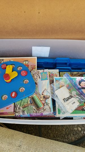 Vintage Games/Puzzles/ Cards for Sale in Citrus Heights, CA