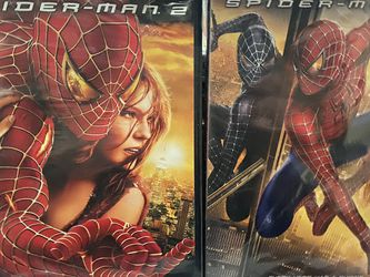 DVD Spider-Man 2-3 $ 10 Each for Sale in Fresno,  CA