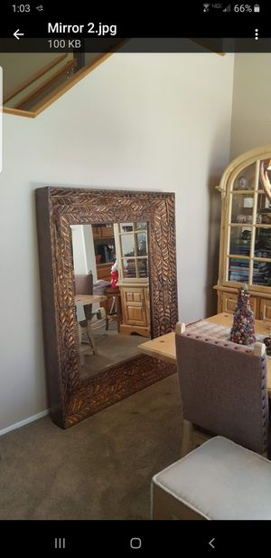 Large Mirror for Sale in San Dimas, CA