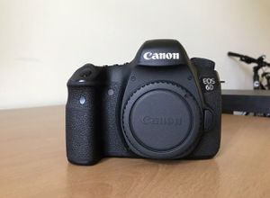 Canon 6D Low Shutter Count for Sale in Huntington Beach, CA