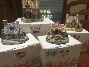 Lilliput Lane Cottage Collection for Sale in Renton, WA