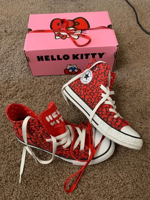 Hello kitty girls high top for Sale in Chula Vista, CA